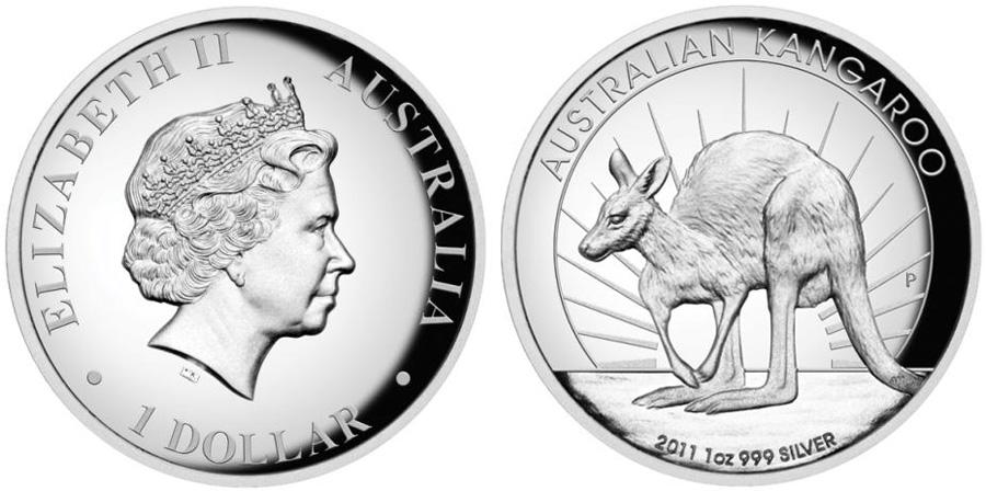 Silver-Kangaroo